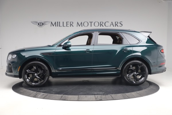 New 2021 Bentley Bentayga V8 First Edition for sale $265,205 at Rolls-Royce Motor Cars Greenwich in Greenwich CT 06830 3