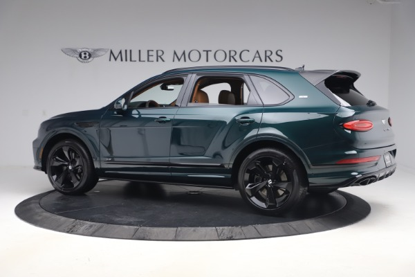 New 2021 Bentley Bentayga V8 First Edition for sale $265,205 at Rolls-Royce Motor Cars Greenwich in Greenwich CT 06830 4