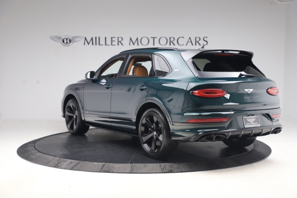 New 2021 Bentley Bentayga V8 First Edition for sale $265,205 at Rolls-Royce Motor Cars Greenwich in Greenwich CT 06830 5