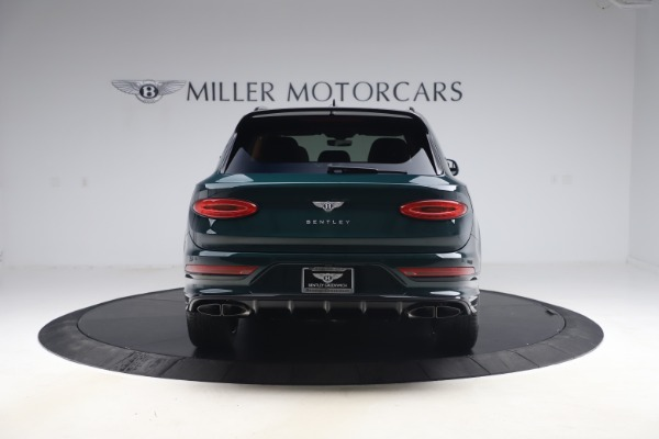 New 2021 Bentley Bentayga V8 First Edition for sale $265,205 at Rolls-Royce Motor Cars Greenwich in Greenwich CT 06830 6
