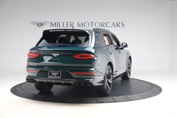 New 2021 Bentley Bentayga V8 First Edition for sale $265,205 at Rolls-Royce Motor Cars Greenwich in Greenwich CT 06830 7