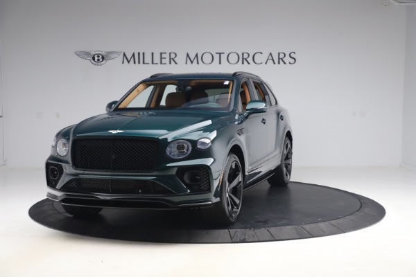 New 2021 Bentley Bentayga V8 First Edition for sale $265,205 at Rolls-Royce Motor Cars Greenwich in Greenwich CT 06830 1