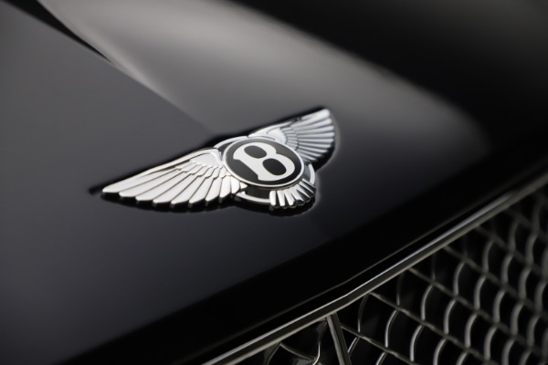 New 2021 Bentley Bentayga V8 for sale Sold at Rolls-Royce Motor Cars Greenwich in Greenwich CT 06830 15