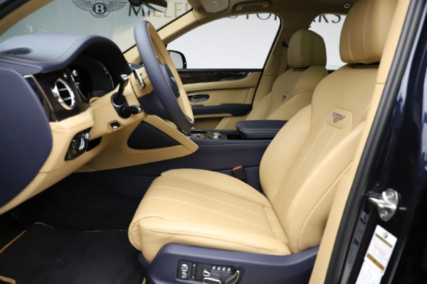 New 2021 Bentley Bentayga V8 for sale Sold at Rolls-Royce Motor Cars Greenwich in Greenwich CT 06830 18