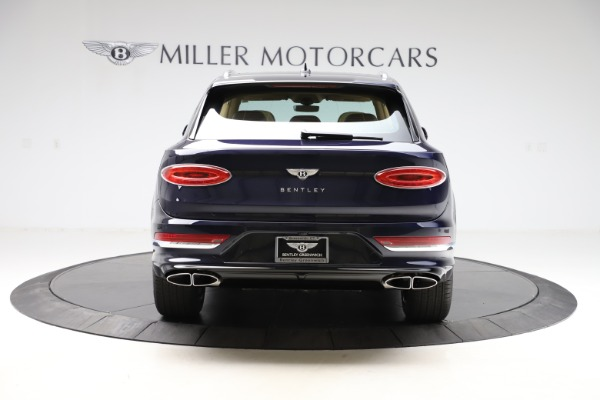 New 2021 Bentley Bentayga V8 for sale $209,755 at Rolls-Royce Motor Cars Greenwich in Greenwich CT 06830 7