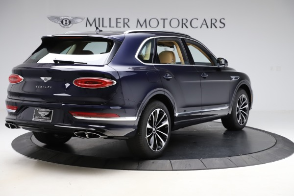New 2021 Bentley Bentayga V8 for sale $209,755 at Rolls-Royce Motor Cars Greenwich in Greenwich CT 06830 8