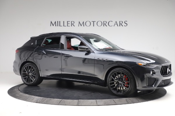 New 2020 Maserati Levante GTS for sale Sold at Rolls-Royce Motor Cars Greenwich in Greenwich CT 06830 10