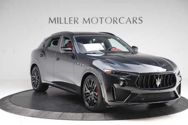 New 2020 Maserati Levante GTS for sale Sold at Rolls-Royce Motor Cars Greenwich in Greenwich CT 06830 11
