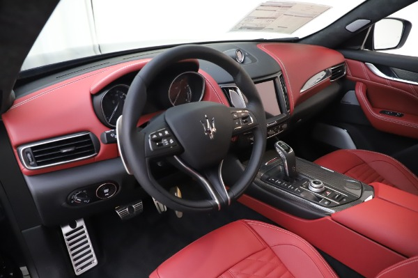 New 2020 Maserati Levante GTS for sale Sold at Rolls-Royce Motor Cars Greenwich in Greenwich CT 06830 13