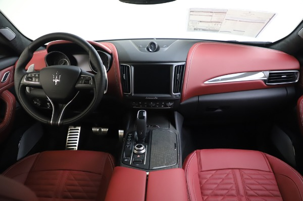 New 2020 Maserati Levante GTS for sale Sold at Rolls-Royce Motor Cars Greenwich in Greenwich CT 06830 16