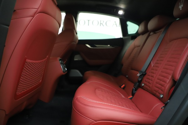 New 2020 Maserati Levante GTS for sale Sold at Rolls-Royce Motor Cars Greenwich in Greenwich CT 06830 19