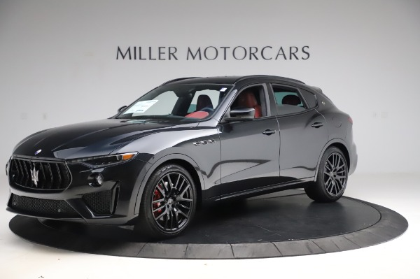 New 2020 Maserati Levante GTS for sale $135,649 at Rolls-Royce Motor Cars Greenwich in Greenwich CT 06830 2