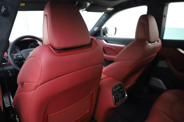 New 2020 Maserati Levante GTS for sale Sold at Rolls-Royce Motor Cars Greenwich in Greenwich CT 06830 20