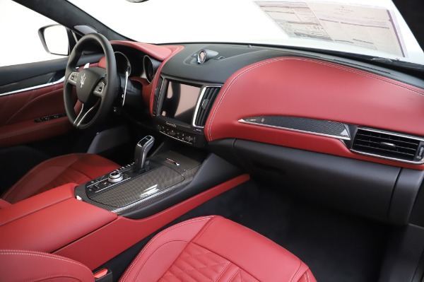 New 2020 Maserati Levante GTS for sale Sold at Rolls-Royce Motor Cars Greenwich in Greenwich CT 06830 24