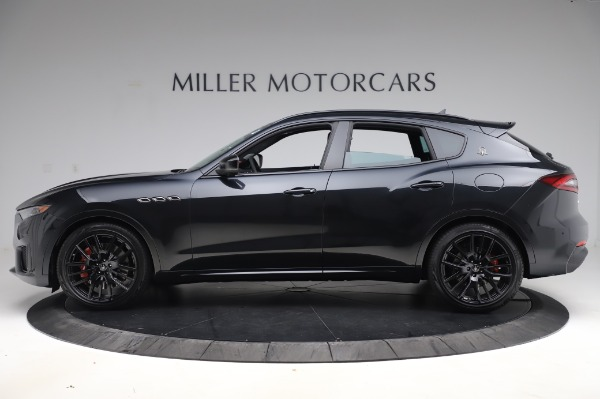 New 2020 Maserati Levante GTS for sale $135,649 at Rolls-Royce Motor Cars Greenwich in Greenwich CT 06830 3