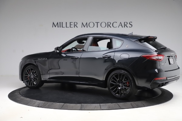 New 2020 Maserati Levante GTS for sale $135,649 at Rolls-Royce Motor Cars Greenwich in Greenwich CT 06830 4