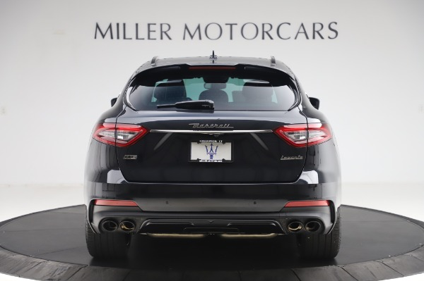 New 2020 Maserati Levante GTS for sale Sold at Rolls-Royce Motor Cars Greenwich in Greenwich CT 06830 6