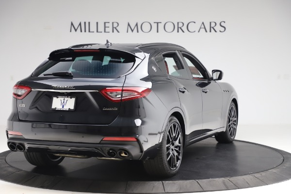 New 2020 Maserati Levante GTS for sale Sold at Rolls-Royce Motor Cars Greenwich in Greenwich CT 06830 7