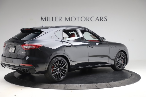 New 2020 Maserati Levante GTS for sale Sold at Rolls-Royce Motor Cars Greenwich in Greenwich CT 06830 8