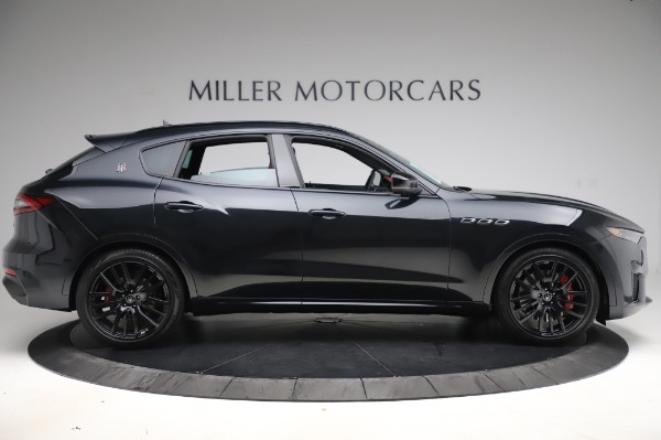 New 2020 Maserati Levante GTS for sale Sold at Rolls-Royce Motor Cars Greenwich in Greenwich CT 06830 9