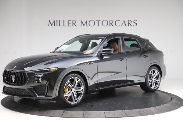 New 2020 Maserati Levante GTS for sale Call for price at Rolls-Royce Motor Cars Greenwich in Greenwich CT 06830 2