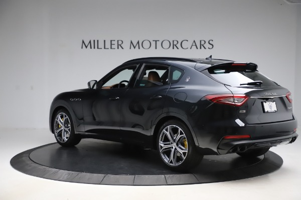 New 2020 Maserati Levante GTS for sale Call for price at Rolls-Royce Motor Cars Greenwich in Greenwich CT 06830 4