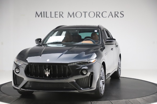 New 2020 Maserati Levante GTS for sale Call for price at Rolls-Royce Motor Cars Greenwich in Greenwich CT 06830 1