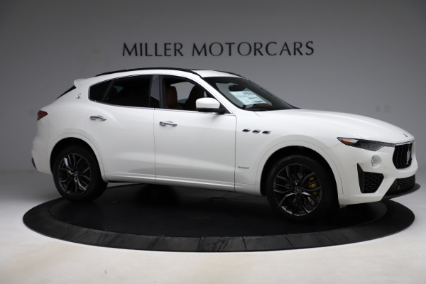 New 2020 Maserati Levante Q4 GranSport for sale $84,285 at Rolls-Royce Motor Cars Greenwich in Greenwich CT 06830 10