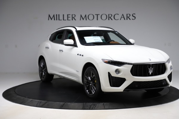 New 2020 Maserati Levante Q4 GranSport for sale $84,285 at Rolls-Royce Motor Cars Greenwich in Greenwich CT 06830 11