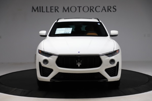 New 2020 Maserati Levante Q4 GranSport for sale $84,285 at Rolls-Royce Motor Cars Greenwich in Greenwich CT 06830 12