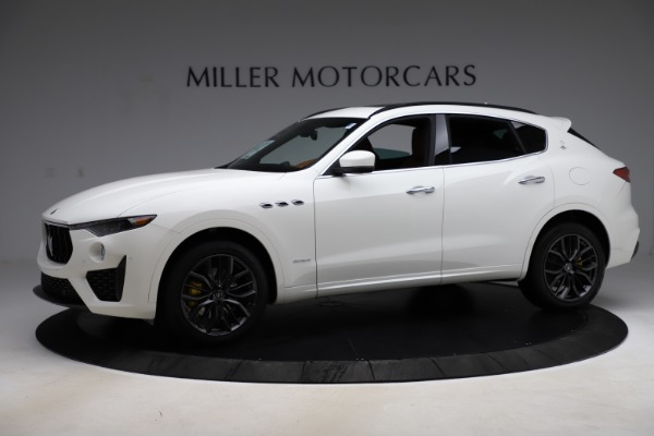 New 2020 Maserati Levante Q4 GranSport for sale $82,790 at Rolls-Royce Motor Cars Greenwich in Greenwich CT 06830 2