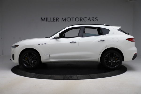 New 2020 Maserati Levante Q4 GranSport for sale $82,790 at Rolls-Royce Motor Cars Greenwich in Greenwich CT 06830 3