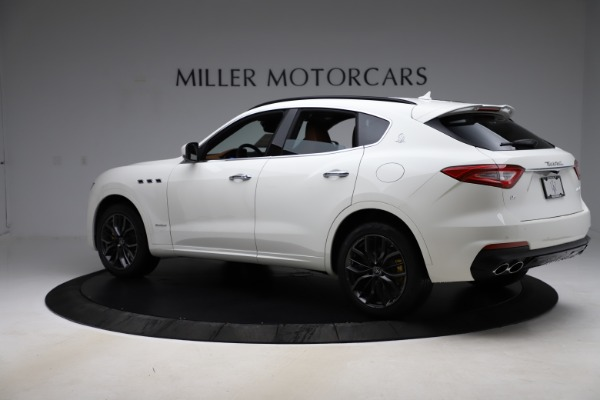 New 2020 Maserati Levante Q4 GranSport for sale $82,790 at Rolls-Royce Motor Cars Greenwich in Greenwich CT 06830 4