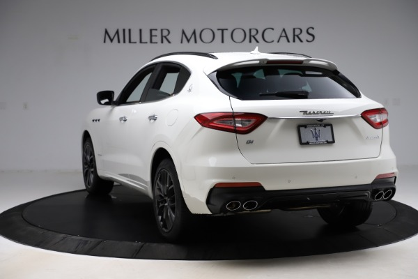 New 2020 Maserati Levante Q4 GranSport for sale $82,790 at Rolls-Royce Motor Cars Greenwich in Greenwich CT 06830 5