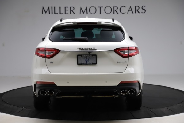 New 2020 Maserati Levante Q4 GranSport for sale $82,790 at Rolls-Royce Motor Cars Greenwich in Greenwich CT 06830 6