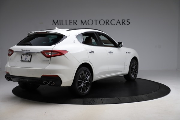 New 2020 Maserati Levante Q4 GranSport for sale $84,285 at Rolls-Royce Motor Cars Greenwich in Greenwich CT 06830 7