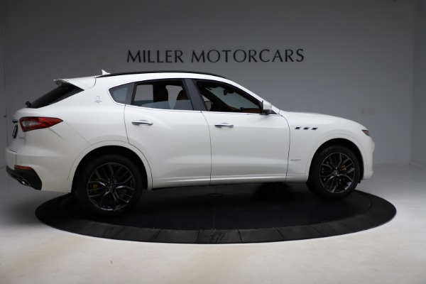 New 2020 Maserati Levante Q4 GranSport for sale $84,285 at Rolls-Royce Motor Cars Greenwich in Greenwich CT 06830 8