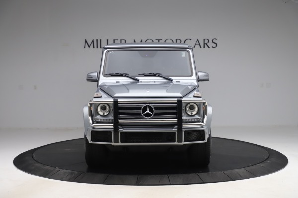 Used 2017 Mercedes-Benz G-Class G 550 for sale $86,900 at Rolls-Royce Motor Cars Greenwich in Greenwich CT 06830 12
