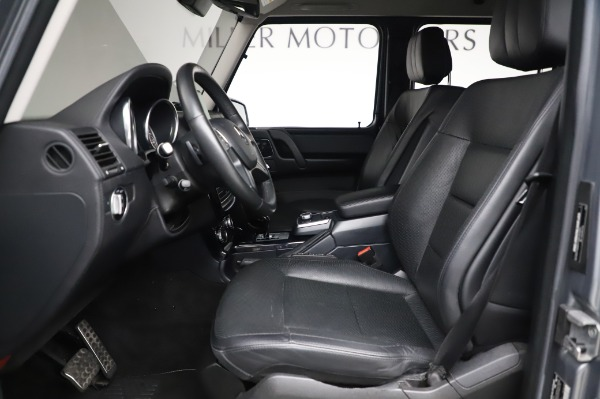 Used 2017 Mercedes-Benz G-Class G 550 for sale $86,900 at Rolls-Royce Motor Cars Greenwich in Greenwich CT 06830 15