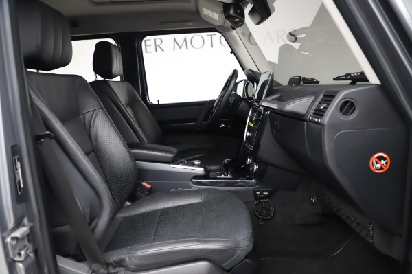 Used 2017 Mercedes-Benz G-Class G 550 for sale $86,900 at Rolls-Royce Motor Cars Greenwich in Greenwich CT 06830 20
