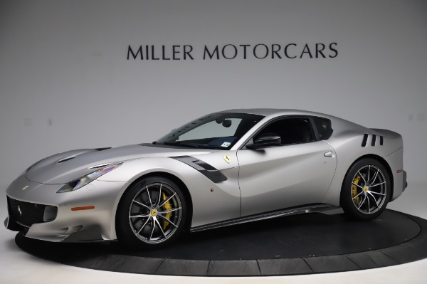 Used 2016 Ferrari F12tdf for sale $925,900 at Rolls-Royce Motor Cars Greenwich in Greenwich CT 06830 2