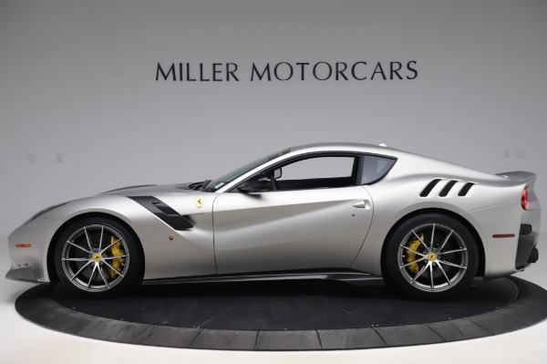 Used 2016 Ferrari F12tdf for sale $925,900 at Rolls-Royce Motor Cars Greenwich in Greenwich CT 06830 3
