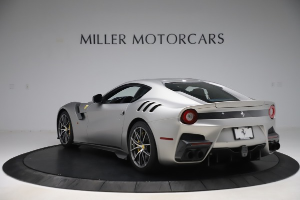 Used 2016 Ferrari F12tdf for sale $925,900 at Rolls-Royce Motor Cars Greenwich in Greenwich CT 06830 5