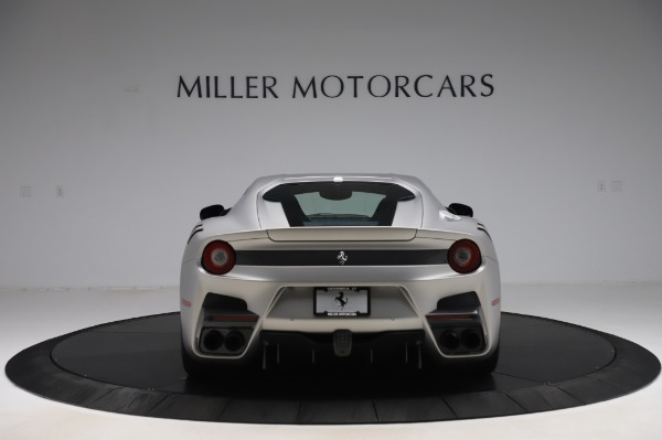 Used 2016 Ferrari F12tdf for sale $925,900 at Rolls-Royce Motor Cars Greenwich in Greenwich CT 06830 6