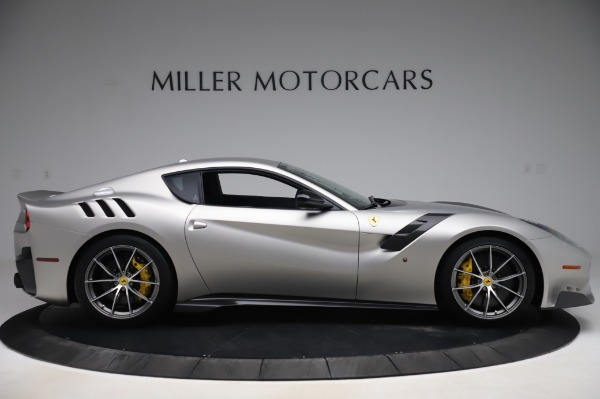 Used 2016 Ferrari F12tdf for sale $925,900 at Rolls-Royce Motor Cars Greenwich in Greenwich CT 06830 9