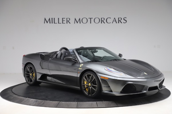 Used 2009 Ferrari 430 Scuderia Spider 16M for sale $349,900 at Rolls-Royce Motor Cars Greenwich in Greenwich CT 06830 10