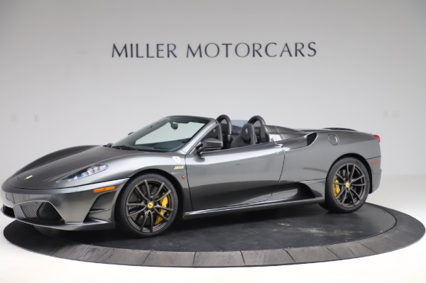 Used 2009 Ferrari 430 Scuderia Spider 16M for sale $349,900 at Rolls-Royce Motor Cars Greenwich in Greenwich CT 06830 2