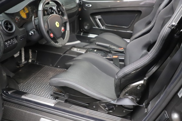 Used 2009 Ferrari 430 Scuderia Spider 16M for sale $349,900 at Rolls-Royce Motor Cars Greenwich in Greenwich CT 06830 24