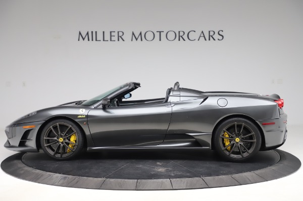 Used 2009 Ferrari 430 Scuderia Spider 16M for sale $349,900 at Rolls-Royce Motor Cars Greenwich in Greenwich CT 06830 3