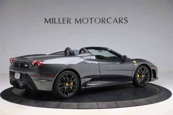 Used 2009 Ferrari 430 Scuderia Spider 16M for sale $349,900 at Rolls-Royce Motor Cars Greenwich in Greenwich CT 06830 7